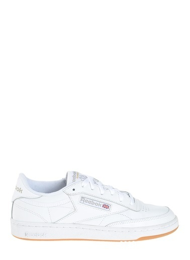Reebok Kadın Beyaz Club C 85 Sneakers BS7686 Beyaz